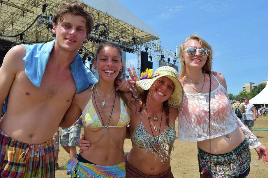 Were you SEEN at Gathering of the Vibes 2015 at Seaside Park in Bridgeport on August 1? Photo: Todd Tracy / Hearst Connecticut Media Group