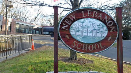 New Lebanon School in the Byram section of Greenwich, Conn., Thursday, Dec. 18, 2014.