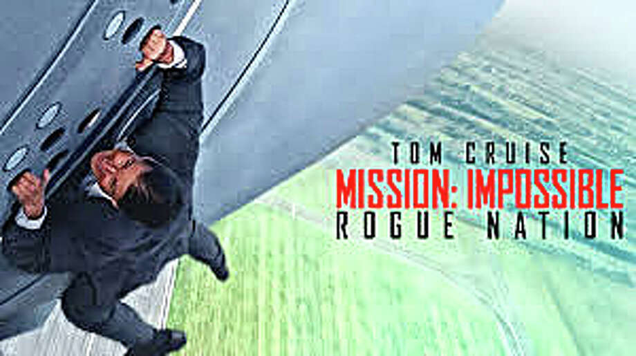 """Mission Impossible: Rogue Nation"" is the latest installment in the movie version of the franchise, which began as a television series decades ago. Photo: Contributed / Contributed Photo / Westport News"