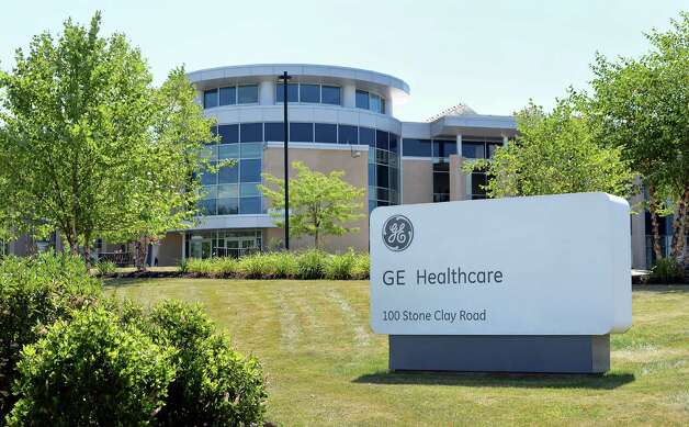 Exterior of GE Healthcare Friday July 31, 2015 in Troy, NY. (John Carl D'Annibale / Times Union) Photo: John Carl D'Annibale / 10032850A
