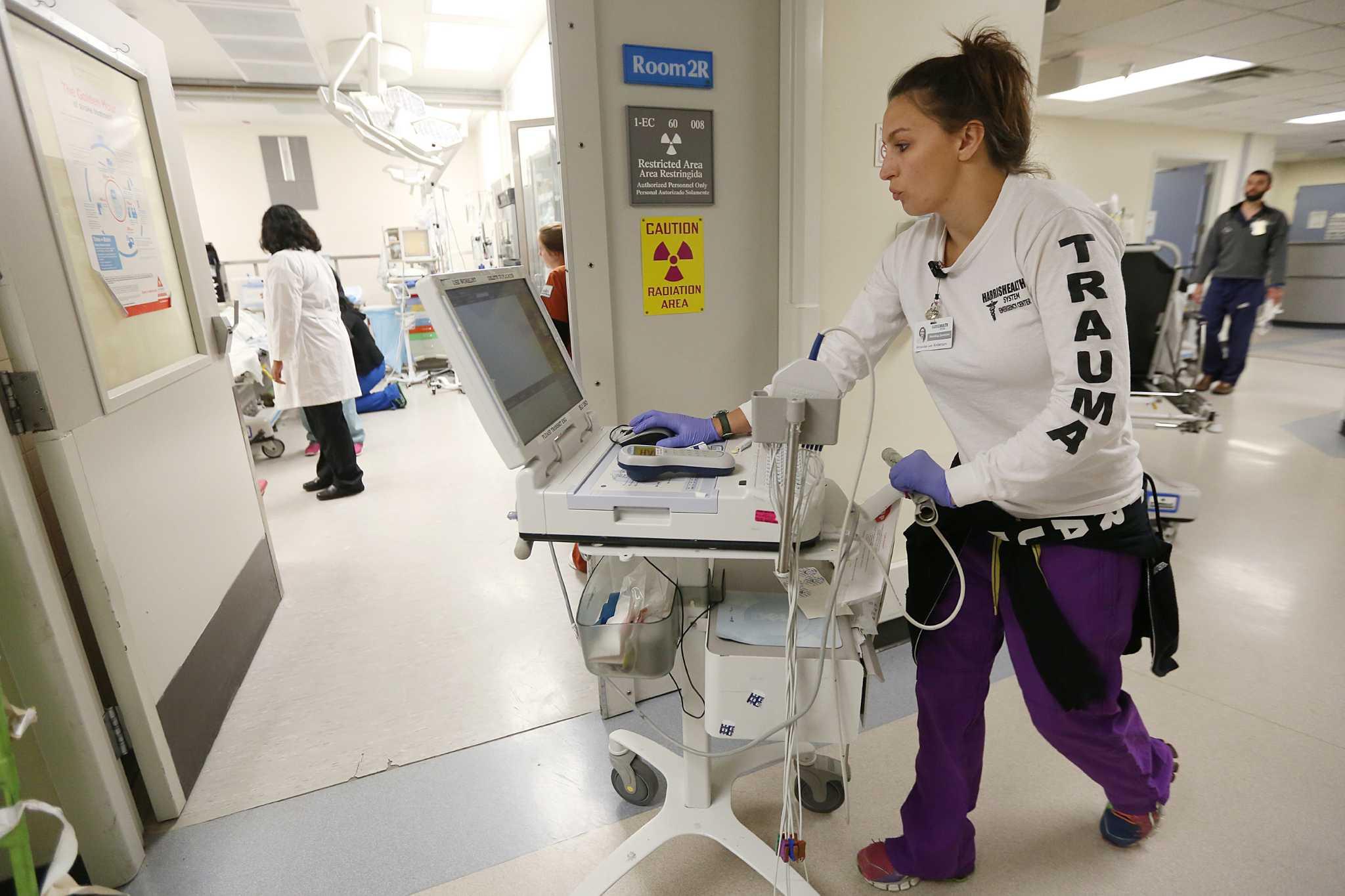 Emergency Room Tech Jobs In Houston
