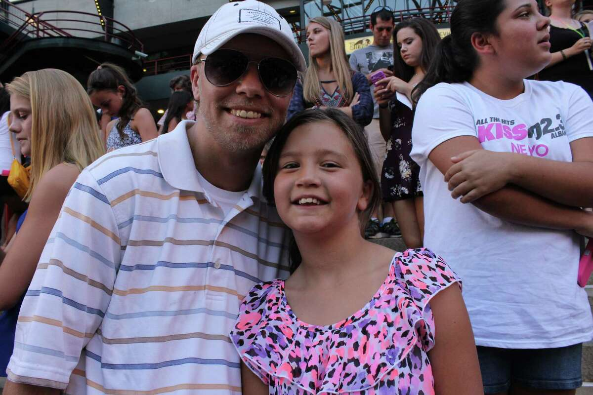 Were you Seen at the Ariana Grande concert at the Times Union Center in Albany on Friday, July 31, 2015?