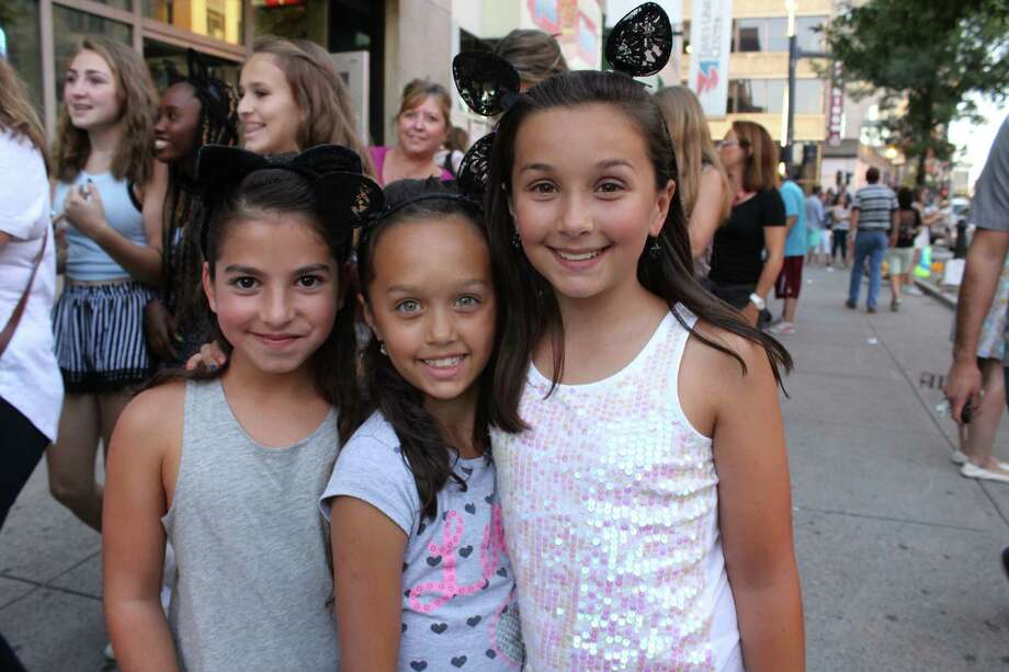 Were you Seen at the Ariana Grande concert at the Times Union Center in Albany on Friday, July 31, 2015? Photo: Jasmine Robinson