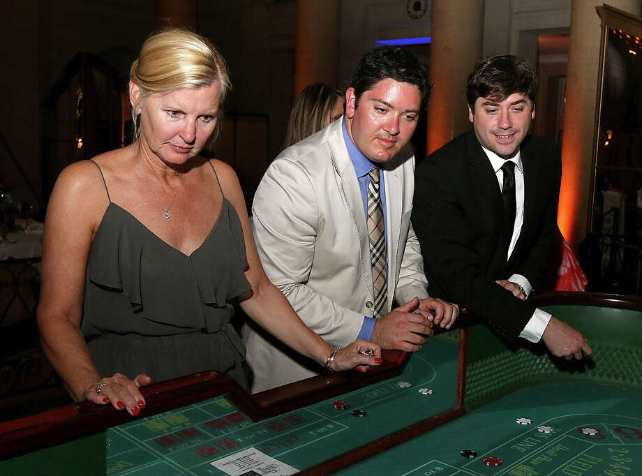 Were you Seen at the Summer Carnival Gala, a benefit for the Center for Vascular Awareness, at the Hall of Springs in Saratoga Springs on Saturday, Aug. 1, 2015? Photo: Joe Putrock/Special To The Times Union