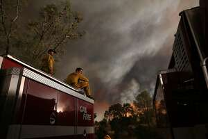 Rocky Fire grows to 60,000 acres, flames just 12 percent contained - Photo