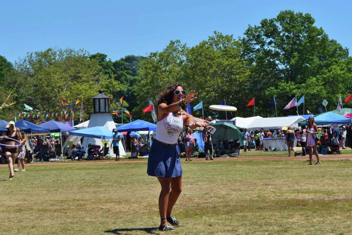 Were you SEEN at Gathering of the Vibes 2015 at Seaside Park in Bridgeport on August 2 ?