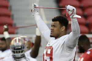 49ers rookie Arik Armstead dreams for his brother and himself - Photo
