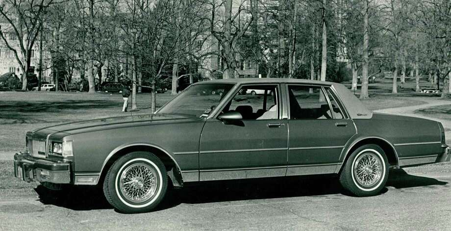 Chevrolet CapriceVoted among the best cars in 1983Source:Car and Driver Photo: John Prieto , Getty Images / (C) 2010 The Denver Post, MediaNews Group
