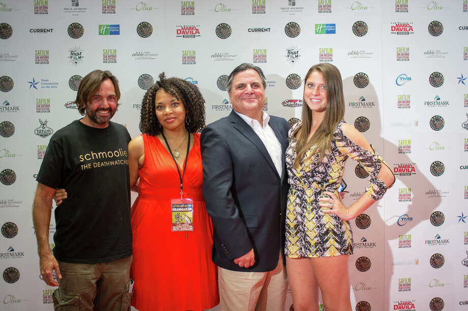 Actors, filmmakers and film buffs jammed the Tobin Center for the Performing Arts on Aug. 1, 2015, for the San Antonio Film Festival to see some of the best indie films on the circuit. Photo: For MySA.com