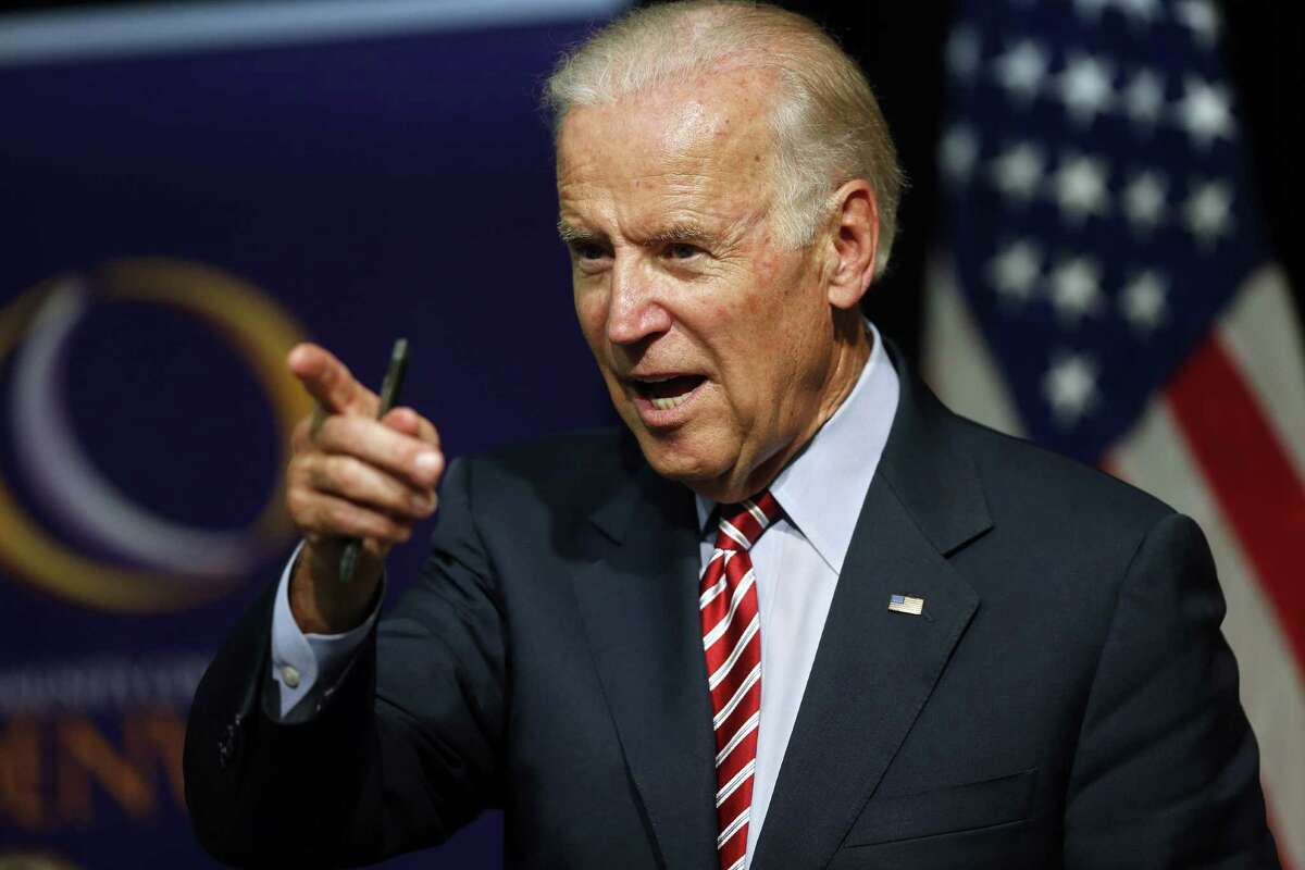 The renewed focus on Vice President Joe Biden comes amid signs of weakness for Hillary Clinton.
