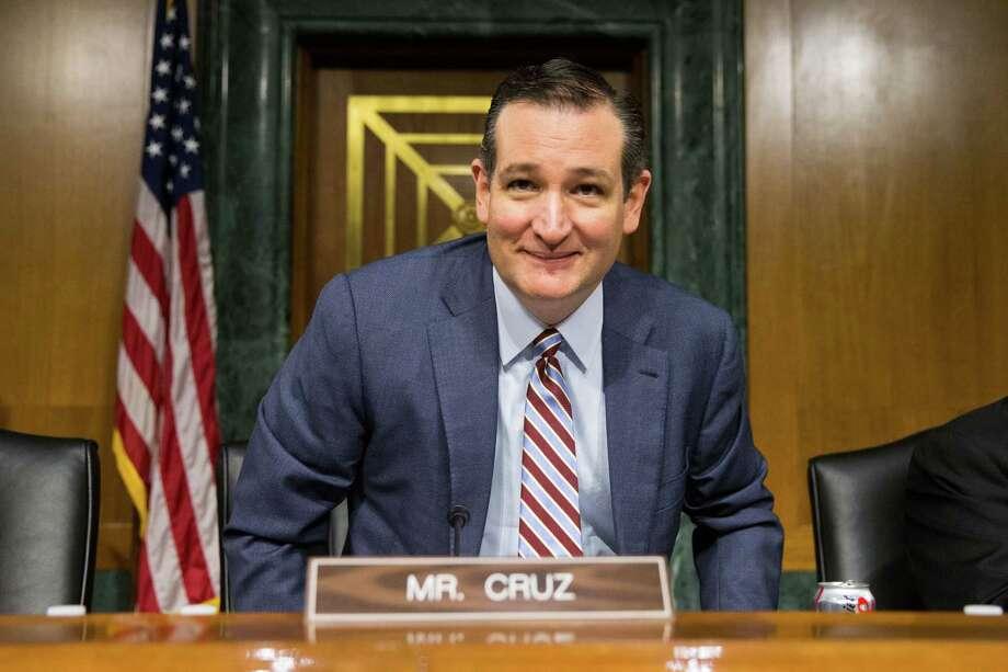 Sen. Ted Cruz, R-Texas, owes Senate Majority Leader Mitch McConnell an apology. Photo: Andrew Harnik /Associated Press / AP