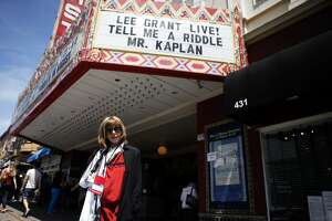 S.F. Jewish Film Festival says yes to Lee Grant - Photo