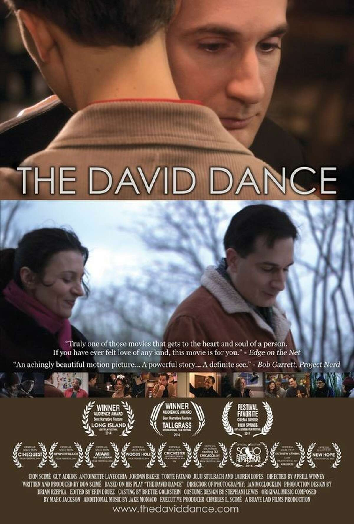 """""""The David Dance"""" is an award-winning film that will be shown Wednesday, Aug. 5, at Bethel Cinema."""