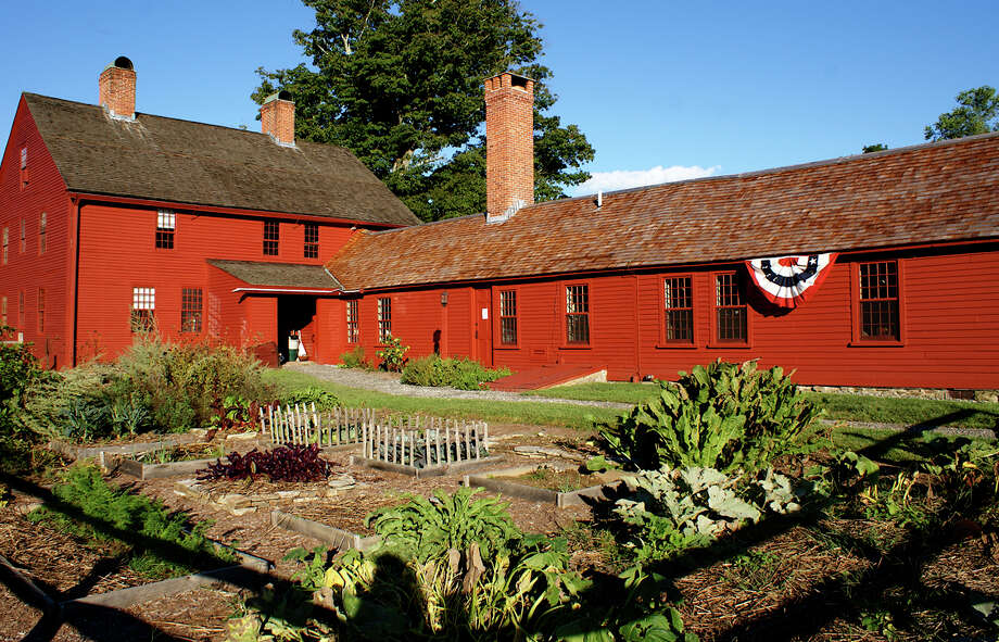 Cassidy Hill VineyardLocated in Coventry Photo: Contributed Photo / Connecticut Landmarks / Connecticut Post