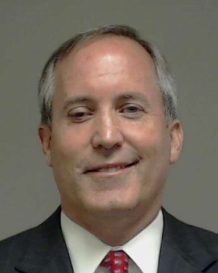 What charges does he face?All of the charges relate to activities before Paxton was elected attorney general last fall.Two of them are first-degree felonies accusing the 52-year-old Republican of engaging in fraud by facilitating the sale of more than $100,000 in stock in a tech startup based in his hometown of McKinney. Prosecutors say Paxton didn't disclose to investors that the company would compensate him if they bought stock and that it had already given him 100,000 shares to help it land investors.One of the complaints against Paxton was from investor and fellow Republican state Rep. Byron Cook of Corsicana.Those charges carry punishments of five to 99 years in prison.The other charge, a third-degree felony, accuses Paxton of rendering services as an investment adviser without being registered with the state. That charge carries a penalty of two to 10 years in prison.Paxton's attorney, Joe Kendall, says the attorney general will plead not guilty. Photo: Cárcel Del Condado De Collin,  Texas