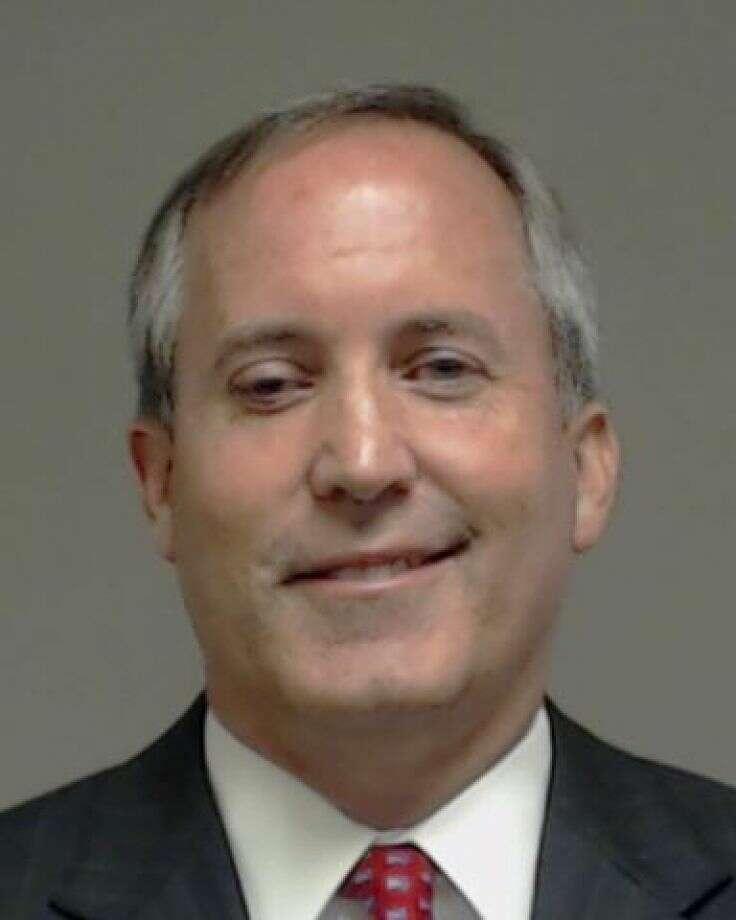 El fiscal general de Texas, Ken Paxton, fue acusado de tres delitos de fraude derivados de un presunto plan de inversiones en la empresa de tecnología Servergy, con sede en McKinney,, Texas, así como por no inscribirse como representante asesor de inversiones en el estado. Photo: Cárcel Del Condado De Collin,  Texas