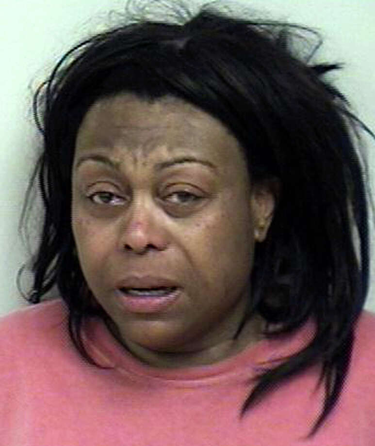 Kathleen Hill, 54, of Weston faces charges in connection with a dispute with a man Saturday night. Photo: Westport Police Department / Westport Police Department / Westport News