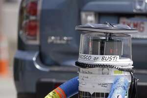 Hitchhiking robot may be revived for another ride - Photo