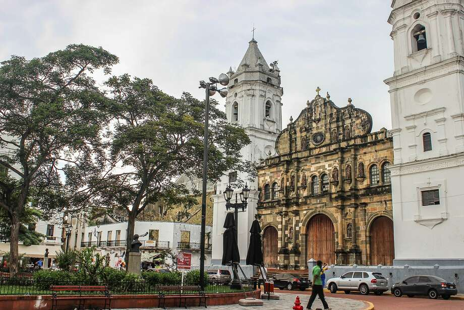 Copa Airlines will offer nonstop service between San Francisco and Panama City, home to the Metropolitan Cathedral and other colonial treasures, beginning Sept. 17. Photo: J. Jimenez