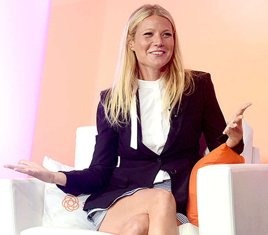 Gwyneth Paltrow. Click through the gallery for funny reactions to the 2018 Goop holiday gift guide. / 2015 Steve Sands
