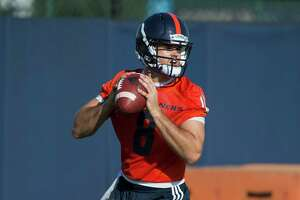 Quarterback Russell Bellomy has left the UTSA football program - Photo