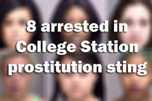 Prostitution bust leads to arrests - Photo