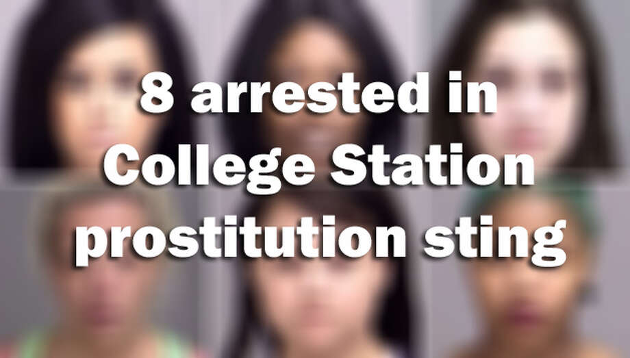 RELATED: String of prostitution arrests in College Station sex sting