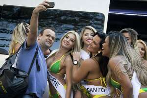 No ifs, ands, or butts about it: Miss Bumbum hopefuls turn heads - Photo