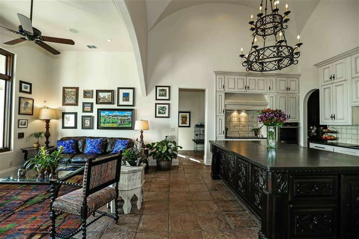 The San Antonio home was one of six homes featured in the Week's list of