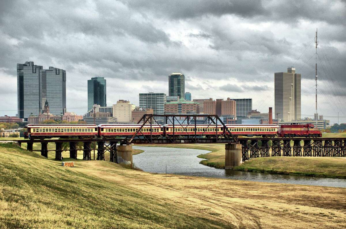 24. Fort Worth, Texas Percent of paycheck for rent: 23 percent Median net income: $44,572 Median 1 bedroom rent: $867