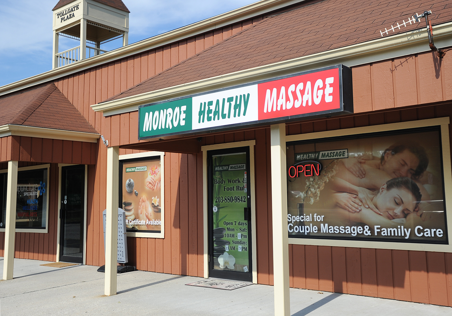 news massage parlor former state