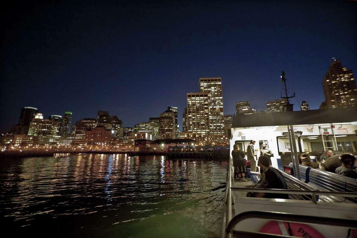 8 (tie). San Francisco, California