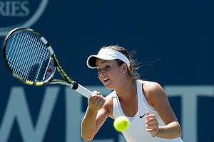 Cici Bellis falls in opening match at Bank of the West Classic - Photo
