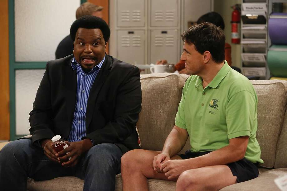 "Craig Robinson in the sitcom ""Mr. Robinson."" Photo: Nbc"