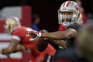 Game play best way to measure Colin Kaepernick's progress - Photo
