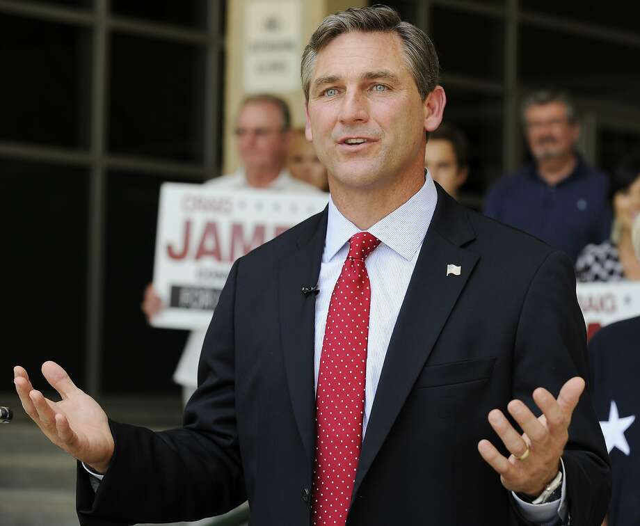 Craig James filed a religious discrim ination lawuit. Photo: Pat Sullivan, Associated Press