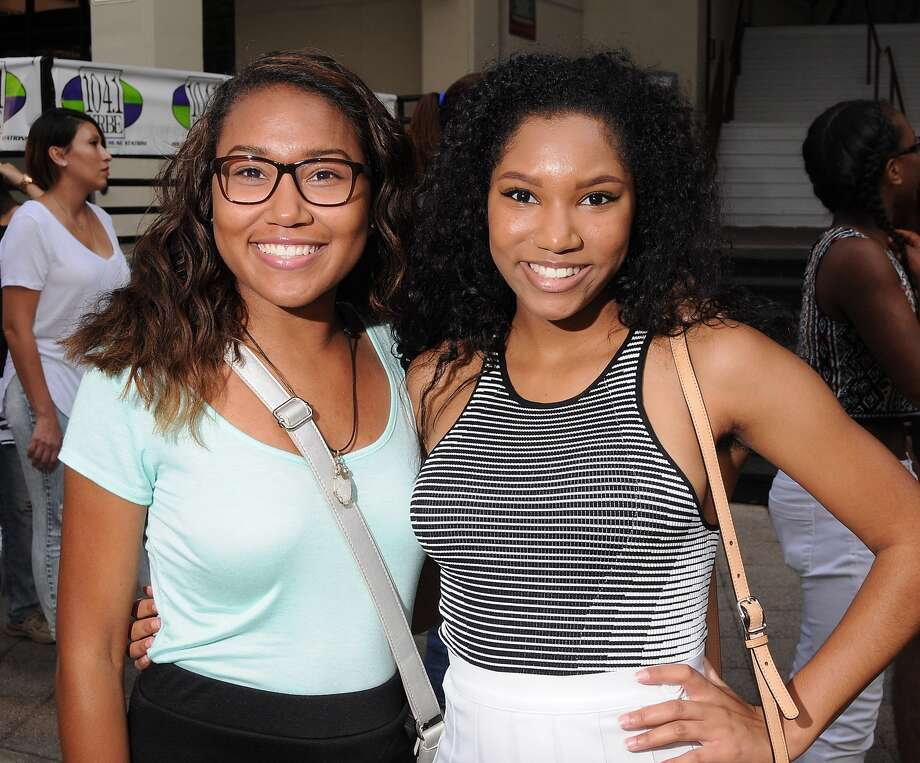 Fifth Harmony fans at Bayou Music Center on Aug. 3. Photo: Dave Rossman, Chronicle
