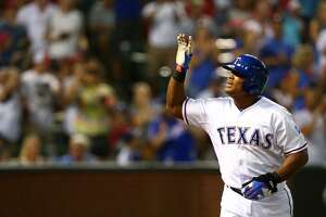 Rangers' Beltre puts together historic cycle in win over Astros - Photo