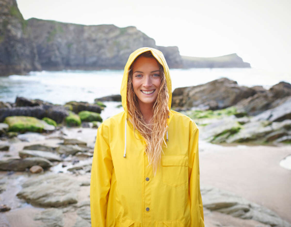 Raincoats and ponchos