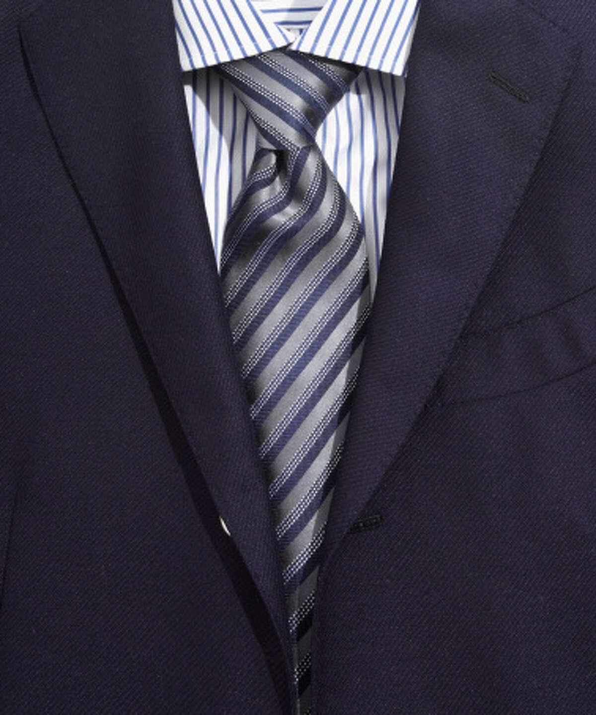 Suits, slacks, jackets