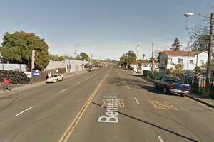 Woman shot dead near Vallejo - Photo