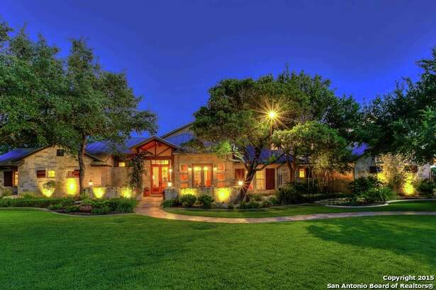 403 Rio Cordillera Price: $2.4 million Bedrooms: 4 Bathrooms: 4.5 Square footage: 5,056 Features: Reclaimed wood beams, distressed pine wood floors, commercial grade kitchen, split owner's suite, covered porches, cabana, pool with waterfall, outdoor fire pit