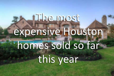 Report Houston S Luxury Home Prices Down 7 Percent Houston Chronicle