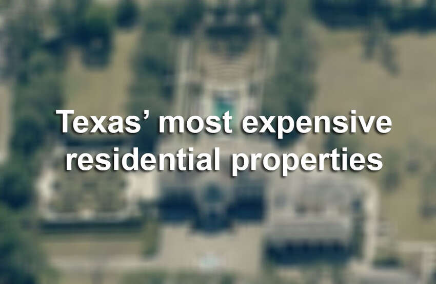 Texas has its fair share of mansions scattered throughout the state. Here are the most expensive residential properties in the 20 most populous counties in Texas, as well as Midland County, according to records obtained by each county's Appraisal District.