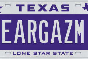 Why these Texas license plates got rejected by DMV - Photo