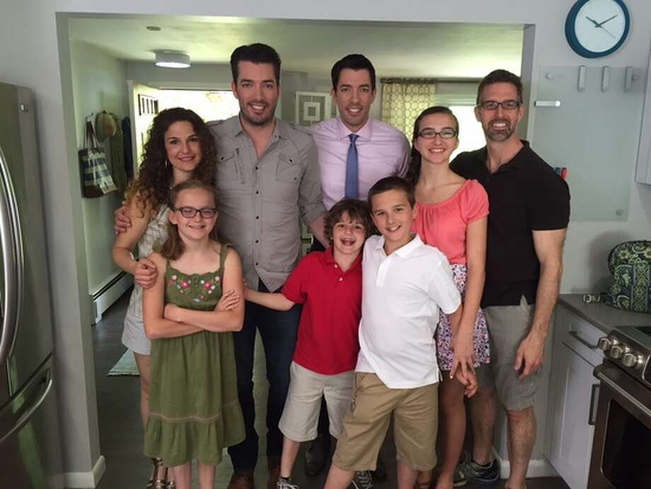 Property Brothers, one of HGTV's hit home design shows, is now in its fourth season. Jonathan and Drew Scott, a set of twins from Canada, take on dated properties and transform them into modern homes, all while staying within a budget and time frame. Photo: Zillow.com / Stamford Advocate Contributed