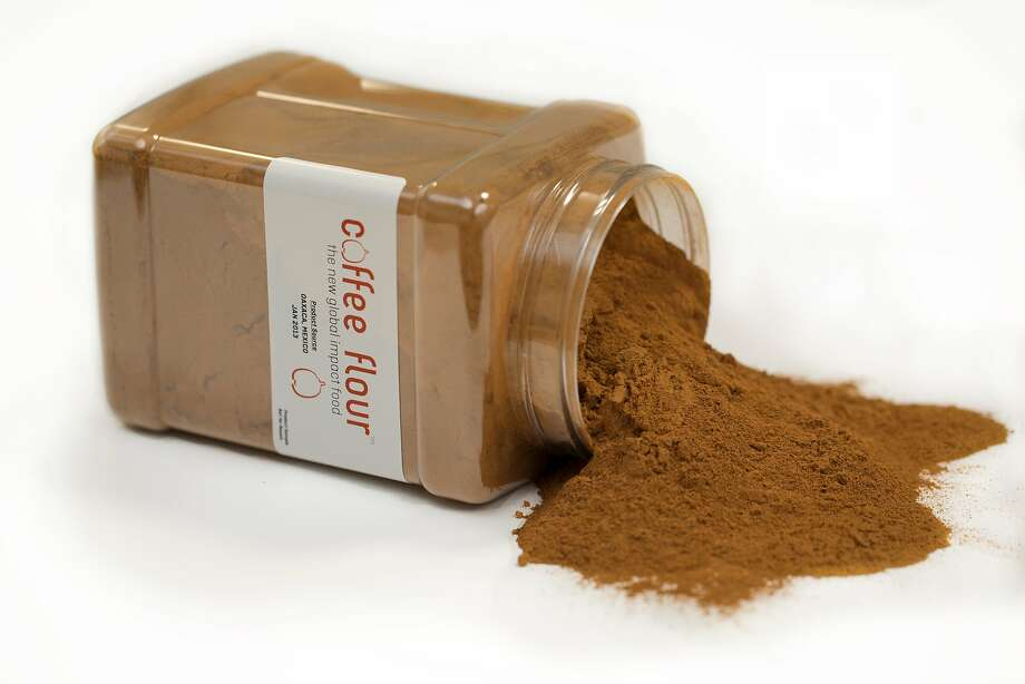 Coffee Flour is made by a company in Vancouver, British Columbia, with an office in Redwood City. The gluten-free flour is repurposed from spent coffee pulp and has been turned into pastas, breads and other baked goods served regularly at Google in Mountain View.