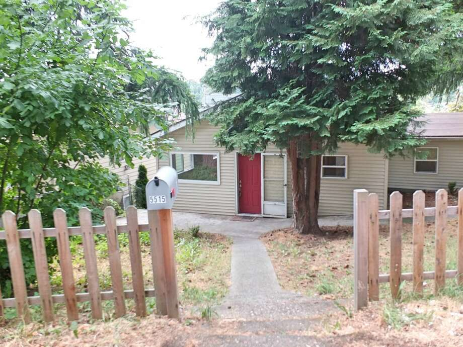 The first home, 5515 Renton Ave. S., is listed for $265,000. The three bedroom, one bathroom home is just blocks from Columbia City's main shopping area. The home includes a new roof, siding, windows and plumbing.You can view the full listing here.