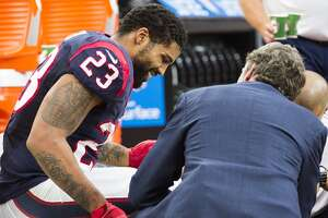 Arian Foster suffers groin injury - Photo