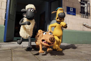 'Shaun the Sheep' provides lots of wordless fun - Photo